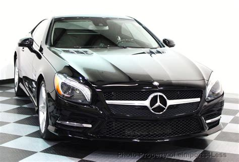 2014 Mercedes Sl Class by 2014 Used Mercedes Certified Sl550 Amg Sport