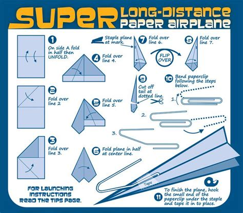 How To Fold A Paper Airplane For Distance - paper airplanes paper airplane templates