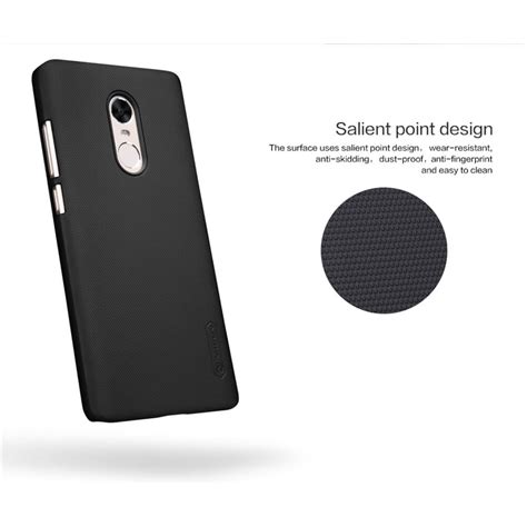 Nillkin Hardcase Xiaomi Redmi Note 4x Frosted Original Anti Gores nillkin frosted shield for xiaomi redmi note 4x black jakartanotebook