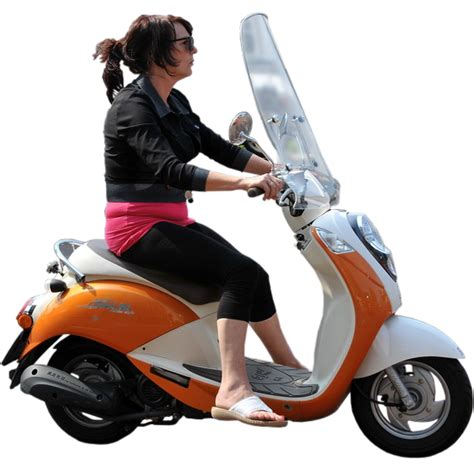 Immediate Entourage: Scooter Girl