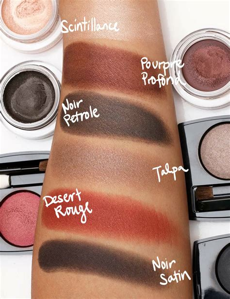 Eyeshadow Ombre chanel reviews swatches and pictures on makeup and