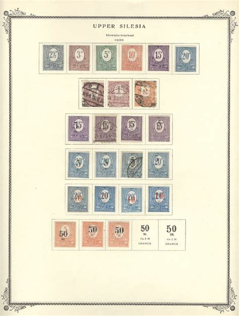 printable stamp album pages   countries
