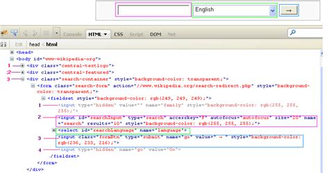 java tutorial xpath selenium xpath tutorials identifying xpath for element