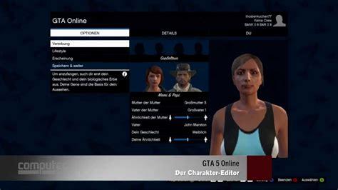 3d Frau Erstellen by Gta 5 Der Innovativ Witzige Charakter Editor Im