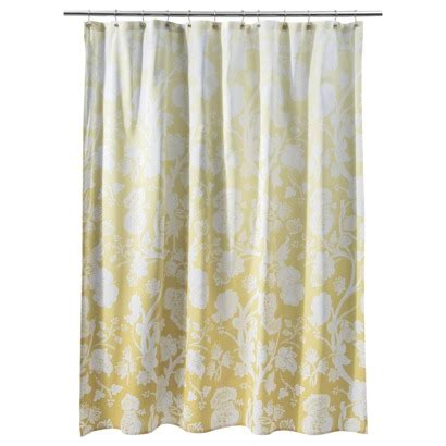 nice shower curtains nice bathroom curtains target 1 yellow and gray shower