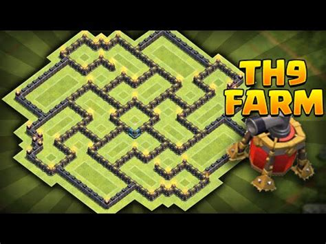 coc full upgrade 7 town hall images hd download video clash of clans new update th9 farming