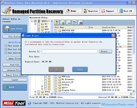full format data recovery software with serial key minitool power data recovery 6 8 crack free download