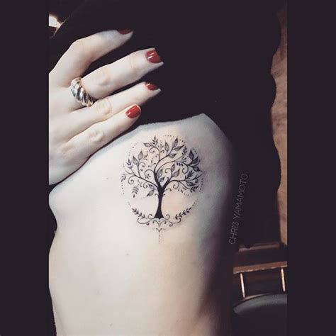 family tree tattoo idea my style pinterest family