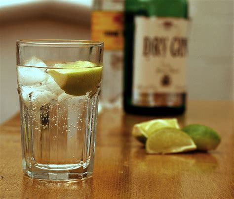 gin and tonic wikipedia