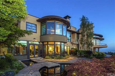house for sale in oakland ca 21 million 14 000 square foot contemporary mansion in oakland ca homes of the rich