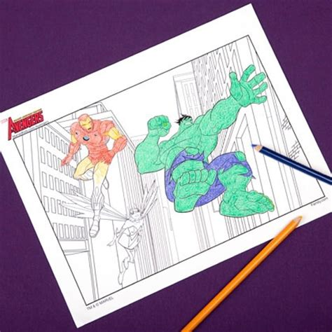 mighty avengers coloring pages avengers coloring pages disney family