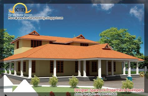kerala home design 2011 archive kerala nalukettu house plan and elevation 2750 sq ft kerala home design and floor plans
