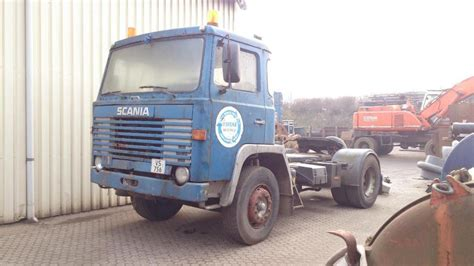 scania 81 4x2 tr 230 kker scania 81 4 x 2 tractor for sale