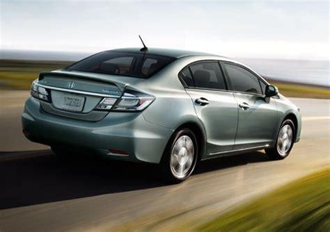 Compare Honda Civic Hybrid And Toyota Prius 2013 Honda Civic Hybrid Vs Toyota Prius Fisher Honda
