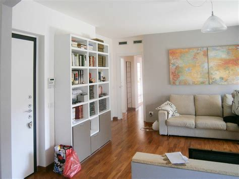 arco cucina soggiorno cucina e soggiorno ad arco con muretto divisorio