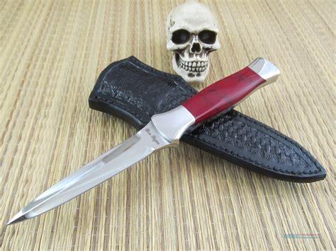 don lozier knives don lozier goregeous jasper utility dagger