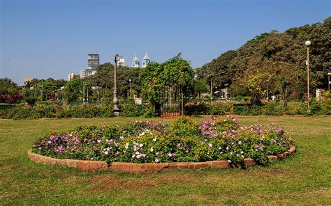 picture of garden hanging gardens of mumbai wikipedia