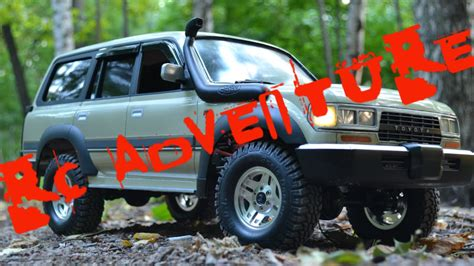 rc toyota rc toyota land cruiser 80