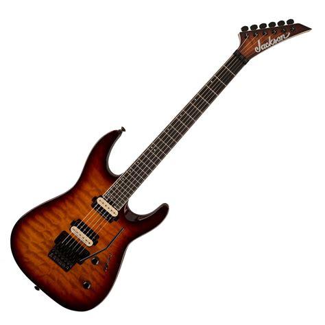 Gitar Jackson Dinky Abu 1 jackson pro dinky dk2q electric guitar tobacco burst at