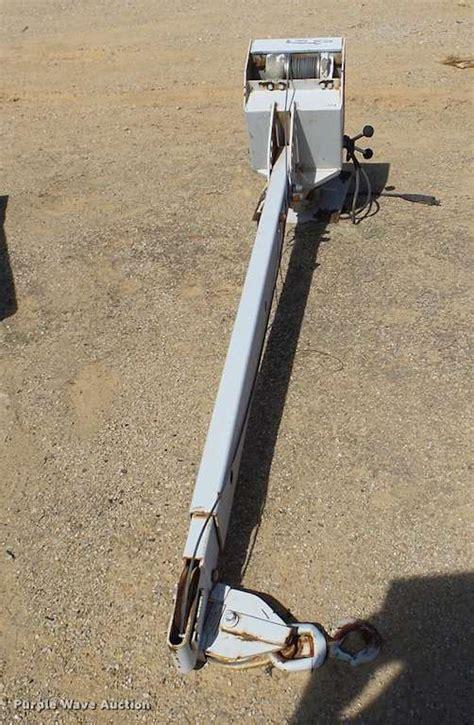 truck bed crane rki truck bed crane for sale austin tx db9621 mylittlesalesman com