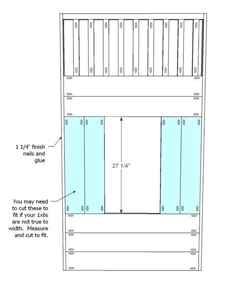 cottage loft bed woodworking plans woodshop plans