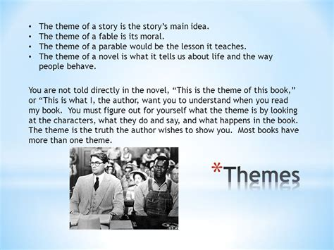 to kill a mockingbird law theme to kill a mockingbird by harper lee ppt video online