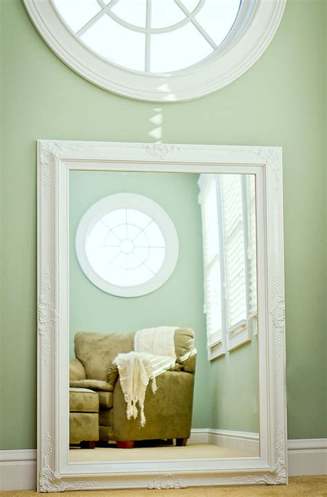 large white bathroom mirror large bathroom mirror large mantel mirror 44x32 by