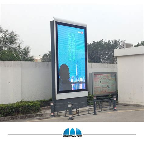 Led Outdoor Tv Display 98 inch outdoor led advertising screen price with