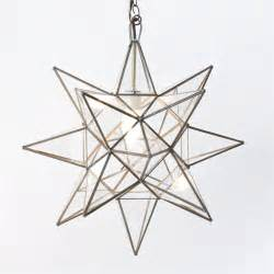 Moravian Star Chandelier Ceiling Lighting Unique Design Moravian Star Ceiling