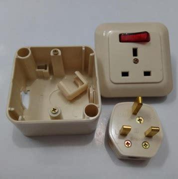 Stop Kontak Ib Inbow Panasonic Cp stop kontak socket ac set broco gracio britplaza