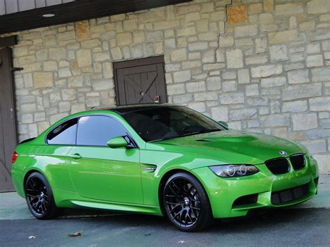 green paint sles individual java green bmw e92 m3 up for sale autoevolution