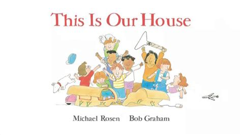 this is our house by michael rosen on vimeo