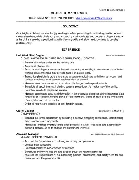 final resume without cover letter