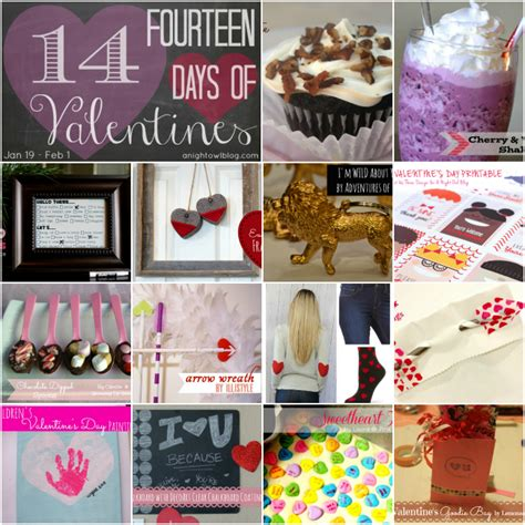 14 days of valentines ideas for 14 days of valentines a recap a owl