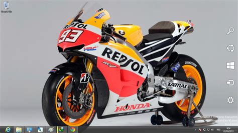 download themes windows 7 motogp marc marquez motogp 2013 windows 7 and 8 theme ouo themes