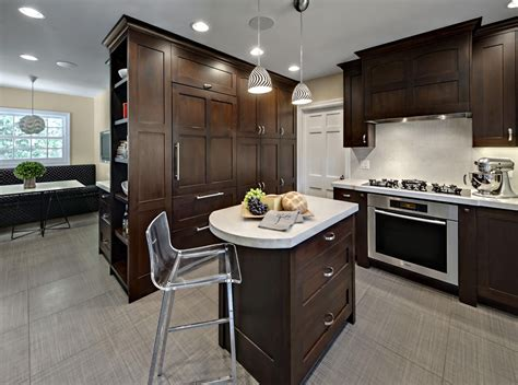 dark wood cabinets kitchen 10 black wood kitchen cabinets designs