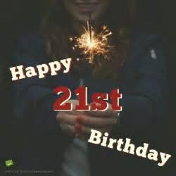 birthday wishes for 21st birthday