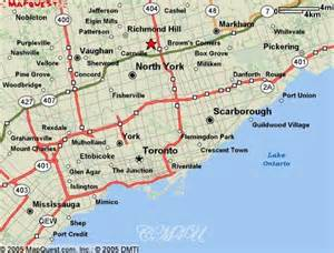 map of richmond hill ontario canada map hte office richmond hill ontario canada