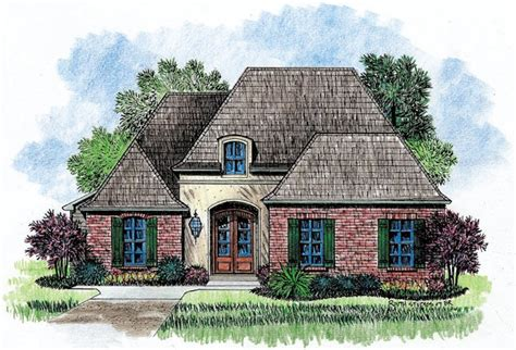 french country cottage house plans redford country french home plans