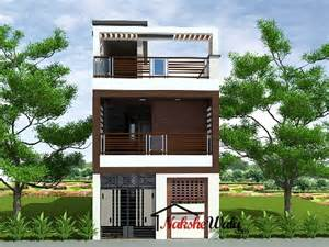 Fourplex House Plans small house elevations small house front view designs