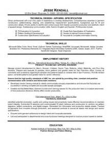 Best Technical Resume Format by Top 10 Collection Technical Resume Exles Resume Exle Tops Resume Exles