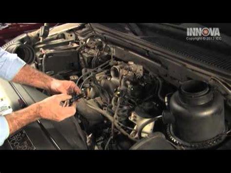 change camshaft position sensor cmp  ford