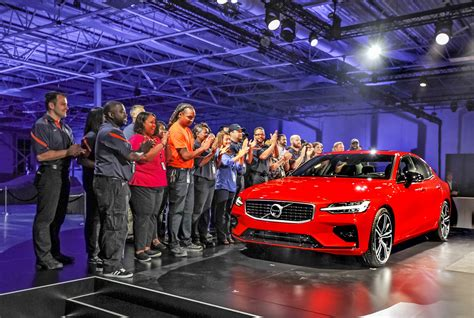 volvo  building cars     wont shout   fortune