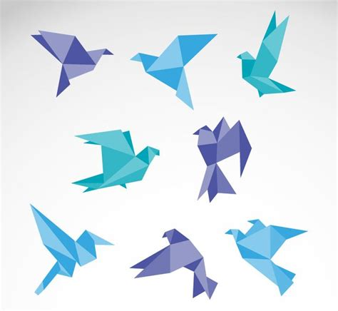 Origami Dove Pattern - best 25 origami dove ideas on origami bird