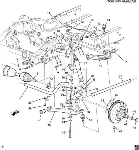 engine diagram of 06 chevy trailblazer engine get free