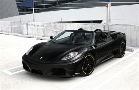 all black ferrari ferrari f430 black wallpapers images photos pictures