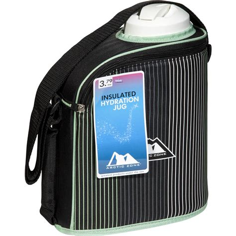 hydration jug with insulated wrap arctic zone hydration jug one gallon each woolworths