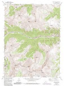 grays peak topographic map co usgs topo 39105f7