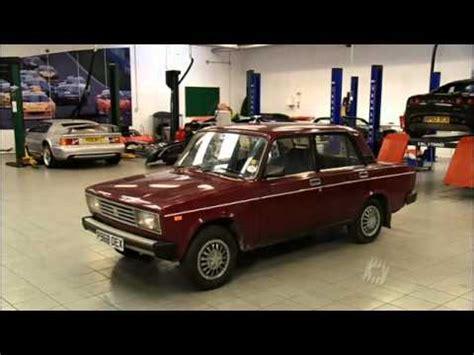 Top Gear Lada Top Gear Lotus переделывает Lada Riva ваз 2107