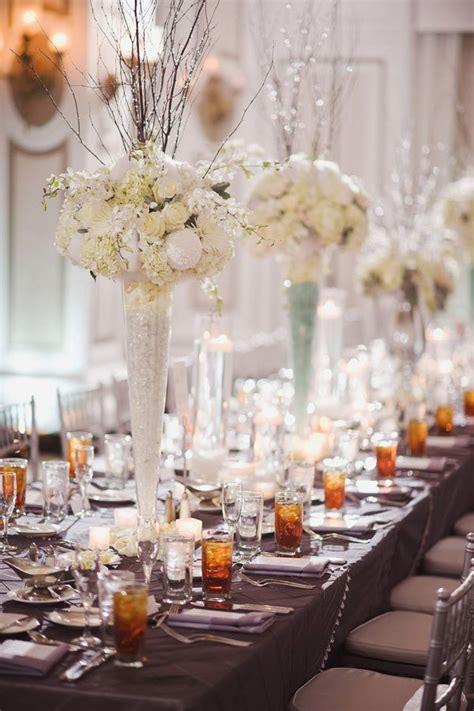 winter wedding theme centerpieces 3 20 creative winter wedding ideas for 2015 winter wedding centerpieces winter weddings and